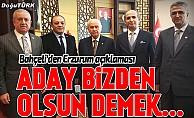 bBahçeliden Erzurum açıklaması/b