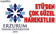 Öğrenci ve firma temsilcileri Doğu Anadolu Kariyer Fuarı'nda buluşacak