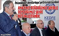 """""""Palandöken'den Kartepe'ye Erzurum Günleri"""" etkinliği"""