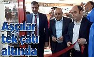 Erzurum'da Aşçılar Derneği açıldı
