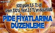 Erzurum'da pide fiyatlarına düzenleme