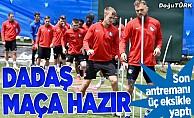 bErzurumspor, Kayserispor maçına hazır/b