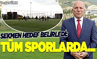 Erzurum, tüm sporlarda kamp merkezi olmaya aday