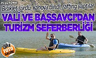 """""""Sakin kent"""" Uzundere'de turizm atağı"""