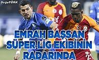 Süper Lig ekibi Emrah'ı listeye aldı