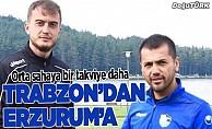 Batuhan Artarslan Erzurumspor'da...