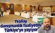 Yeşilay danışmanlık faaliyetini Türkiye'ye yayıyor