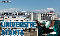Atatürk Üniversitesi başarı çıtasını yükseltiyor