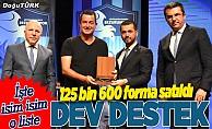 BB Erzurumspor'a destek yağdı