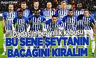 Erzurumspor beş sezondur kazanamıyor