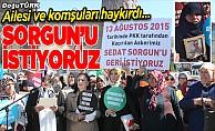 2015'te kaçırılmıştı: Sedat Sorgun'u geri istiyoruz
