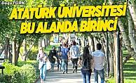Atatürk Üniversitesi farmakoloji alanda Türkiye birincisi oldu