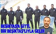 Beşiktaş'a gitti, bir Beşiktaş'lıyla geldi