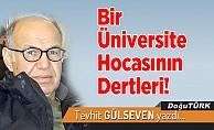 bBir Üniversite Hocasının Dertleri!/b