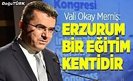 Erzurum'da Uluslararası Hemşirelik Eğitimi Kongresi