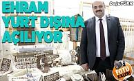 """Coğrafi işaretli """"ehram""""a yurt dışında pazar arayışı"""