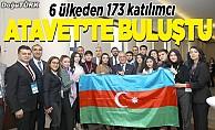 17 Farklı Üniversiteden 173 Katılımcı ATAVET'te buluştu