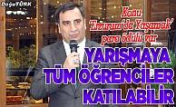 'Erzurum'da Yaşamak' temalı yarışma