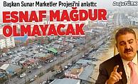 Sunar Marketler Projesi ile ilgili konuştu