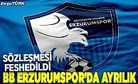 Erzurumspor'dan Sunu kararı