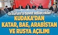 KUDAKA'nın 119. yönetim kurulu toplantısı Erzurum'da yapıldı