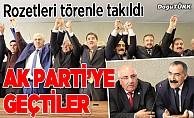 İYİ Parti'den AK Parti'ye geçtiler