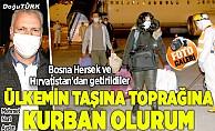 Bosna Hersek ve Hırvatistan'dan 118 Türk vatandaşı getirildi