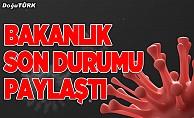 Türkiye'de Kovid-19'dan iyileşen hasta sayısı 83 bine yaklaştı