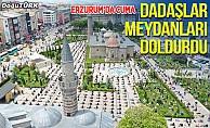 Doğu Anadolu'da Cuma; Meydanlar doldu taştı