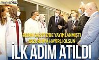 Erzurum'a kurulacak ikinci tıp fakültesi için ilk adım atıldı