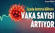 Oltu'da koronavirüs vaka sayısı arttı