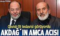 AK Parti Erzurum Milletvekili Recep Akdağ'ın acı günü
