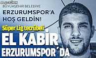 BB Erzurumspor, El Kabir'i transfer etti