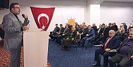 AK PARTİ PALANDÖKEN DANIŞMA MECLİSİ TOPLANDI