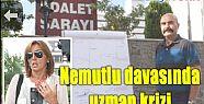 ASLI NEMUTLU DAVASINDA 'UZMAN' KRİZİ