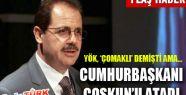 BAYBURT ÜNİVERSİTESİ'NİN REKTÖRÜ BELLİ OLDU