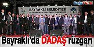 BAYRAKLI'DA MUHTEŞEM GECE