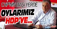 CHP ERZURUM İL BAŞKANI İTİRAF ETTİ