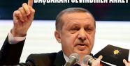ERDOĞAN'I ÇOK SEVİNDİREN ANKET