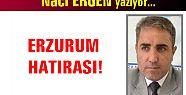 Erzurum hatırası!