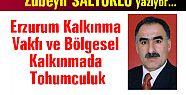 Erzurum Kalkınma Vakfı ve Bölgesel Kalkınmada Tohumculuk