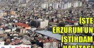 ERZURUM'UN İSTİHDAM HARİTASI