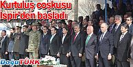 KURTULUŞ COŞKUSU İSPİR'DEN BAŞLADI