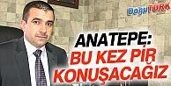 MHP İL BAŞKANI AHMET ANATEPE'DEN SEÇİM AÇIKLAMASI