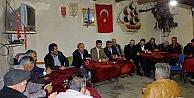 MHP'Lİ ARSLAN TORTUM'DAYDI