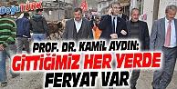 MHP'Lİ AYDIN, SEÇİM ÇALIŞMALARINI DEĞERLENDİRDİ