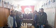 MP YAKUTİYE'DE MAHALLE TEMSİLCİLERİNİ OLUŞTURDU