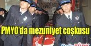 POLİS MESLEK YÜKSEK OKULU'NDA MEZUNİYET TÖRENİ