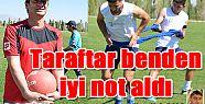 TARAFTAR BENDEN İYİ NOT ALDI