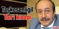 TAŞKESENLİGİL'DEN 'ERZEROM' TEPKİSİ